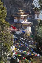 tigernest bhutan
