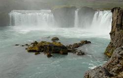 IJsland, Blue Elephant, Dettifoss